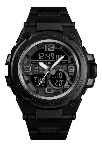 Relógio Skmei Masculino Militar Esportivo Digital Original
