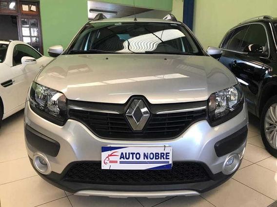 Renault Sandero Stepway 1.6 16v Hi-flex 4p 2016