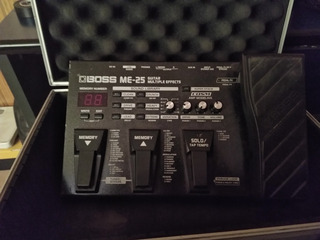 Pedal Multiefecto Boss Me 25