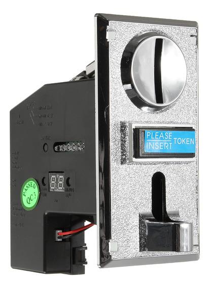 Multi-coin Acceptor Electrónico Roll Down Coin Aceptor Selec