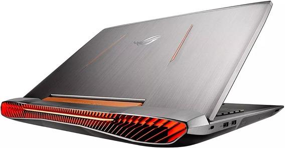 Asus Rog G752vy 17.3 I7 6700 1tb+256ssd - Leia A Descrição