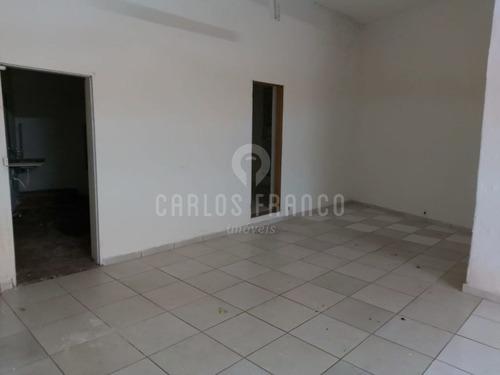 Imagem 1 de 12 de Salão Comercial, De 160m², Com Vão Livre, Cozinha E 2 Banheiros Na Vila Buarque - Cf63563