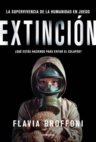 Libro Extinción - Flavia Broffoni