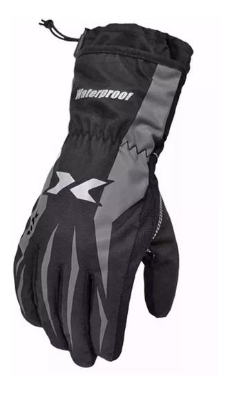 Luva X11 Moto Impermeavel Motociclista Motoqueiro Motoboy