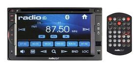 Radio De Pantalla Con Bluetooth Audiopipe Rad-1700bt