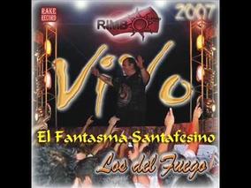Cd Los Del Fuego En Vivo En Rimbo Latino En Stock