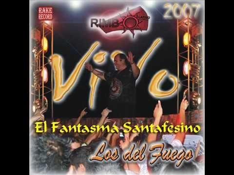 Cd Los Del Fuego En Vivo En Rimbo Latino