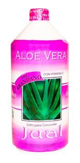 Aloe Vera Bebile Jual Natural Organico Con Arandanos 1 L