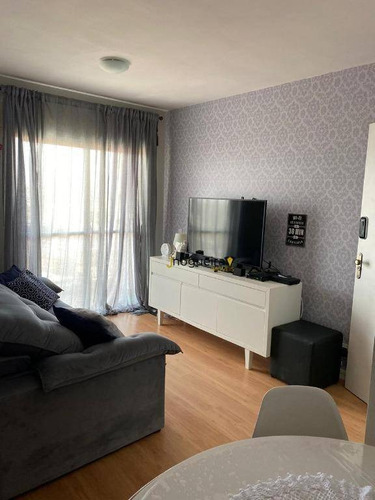 Imagem 1 de 19 de Apartamento Jabaquara 2 Dormitórios - Ap14012