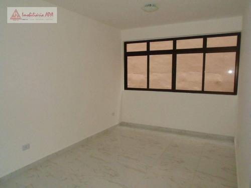 Imagem 1 de 20 de Kitnet Com 1 Dormitório Para Alugar, 38 M² Por R$ 1.400,00/mês - Santa Cecília - São Paulo/sp - Kn0164