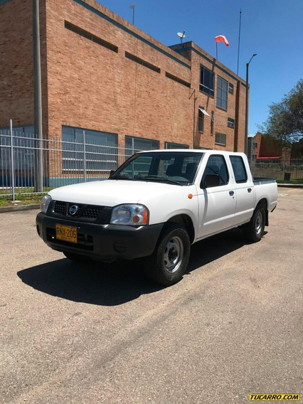 Nissan Frontier Np 300 A.a