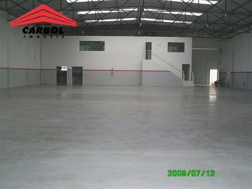 Várzea Pta. - Galpão Industrial - 640017c