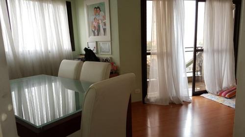 Imagem 1 de 13 de Apartamento Residencial À Venda, Alto Da Mooca, São Paulo. - Ap4344