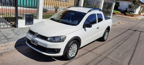 Volkswagen Saveiro 1.6 Gp Cs 101cv Safety 2015