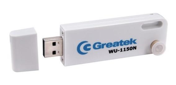 Adaptador Usb Wireless 150mbps - Greatek Wu1150n
