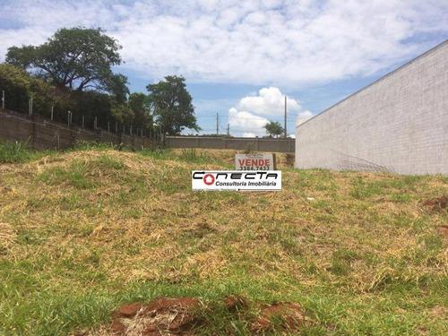 Terreno À Venda, 1280 M² Por R$ 814.518,00 - Loteamento Industrial Veccon Zeta - Sumaré/sp - Te0247