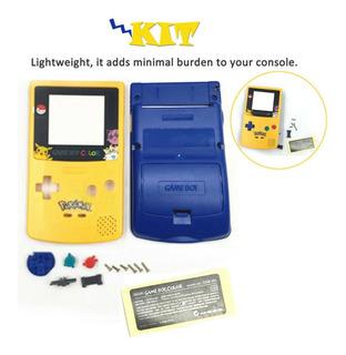 Funda Protectora Portátil Para Consola Game Boy Color Gbc