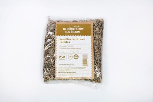 Semillas De Girasol Peladas -la Esquina  De Las Flores 250 G