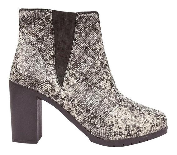 Bota Coturno Sapato Feminino Chiquiteira Chiqui/4078