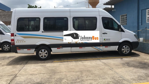 Mercedes Benz Sprinter 415 Cdi Teto Alto 2012/13 Johnnybus