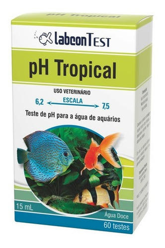 Imagem 1 de 1 de Alcon Labcontest Ph Tropical 15ml