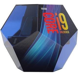 Procesador Intel I9-9900k 3.6ghz Lga1151 Con Grafico