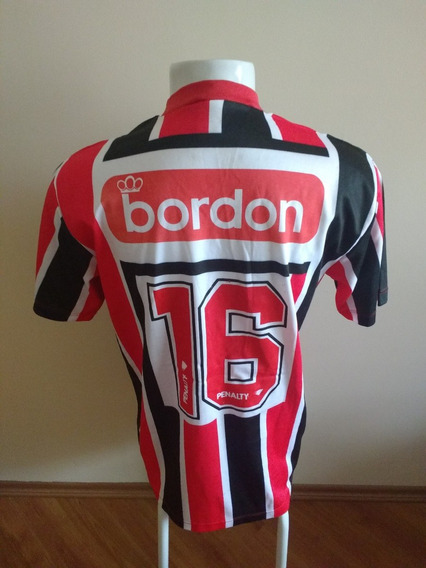 Rara Camisa Do São Paulo - Base, Protótipo Ou Futsal? (589)