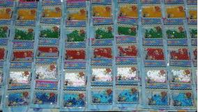 bf80b3973 Bolinhas De Gel Que Crescem Na Agua 24 Pacotinhos - Casa, Móveis e ...