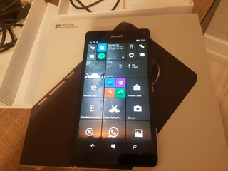 Lumia 950 Xl Dual Chip Com Defeito Esporádico Tela Verde