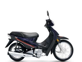 Moto Zanella Zb 110 0km 2018