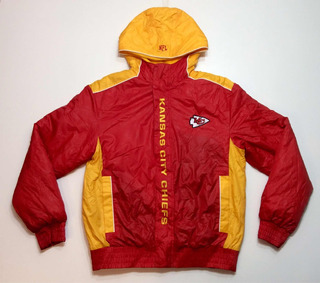Campera Nfl Team Apparel Kansas City Chiefs Usa Americana M