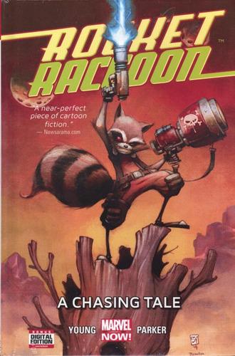 Rocket Raccoon Prem Hc Vol 1 + 2