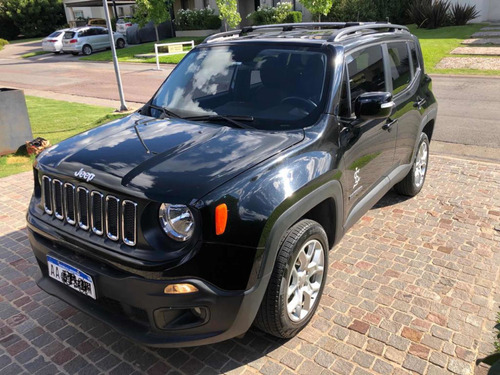 Jeep Renegade 2.4 Longitude At 2016