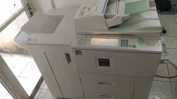 Impressor E Copiadora Ricoh Aficio 2075 61-984619442
