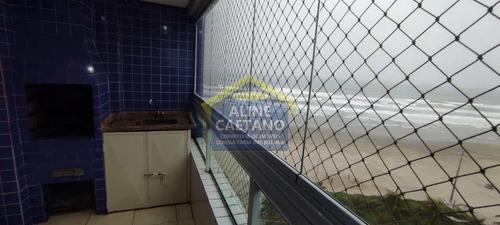 Apartamento Com 2 Dorms, Maracanã, Praia Grande - R$ 329 Mil, Cod: Cla090 - Vcla090