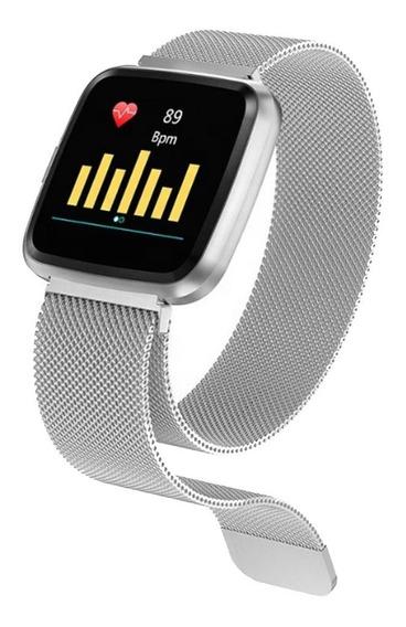 Smart Watch Y7 Deportivo Bluetooth Ip67 Ritmo Cardiaco Envio