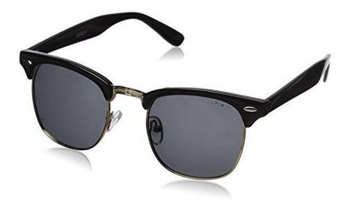Gafas De Sol Con Montura Semi-sin Bordes Y Semi-montura