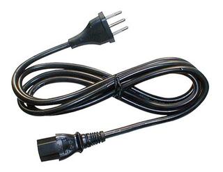 Cable De Poder Para Cpu, Monitor O Ups, De 1.8 Mts. Ulink