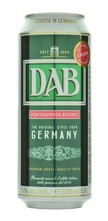 Pack X6 Cerveza Dab Lata 500 Ml