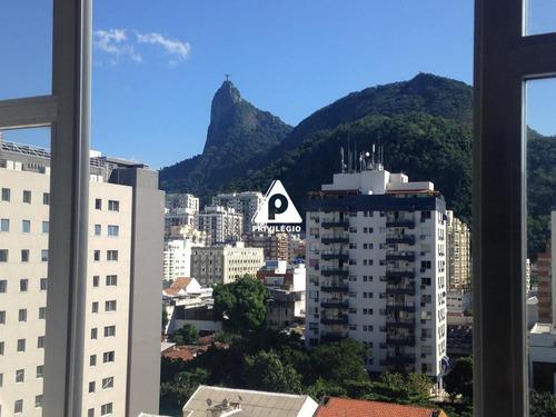 Kitnet/conjugado À Venda, 1 Quarto, Botafogo - Rio De Janeiro/rj - 25363