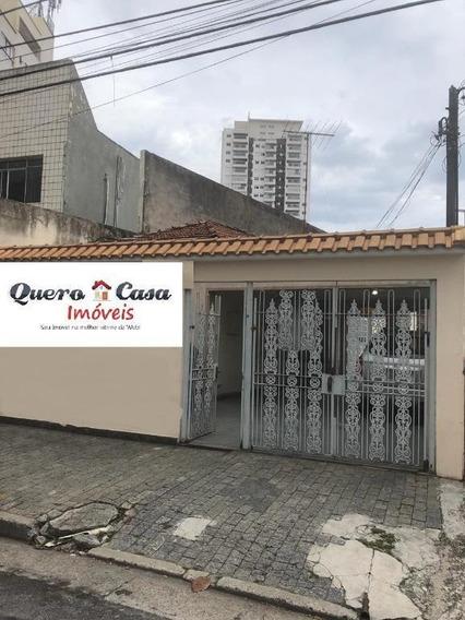 Casa À Venda, 1 Quarto, 3 Vagas, Tatuapé - São Paulo/sp - 587