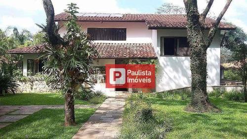 Casa Com 4 Dormitórios À Venda, 290 M²  - Granja Viana - Cotia/sp - Ca2895