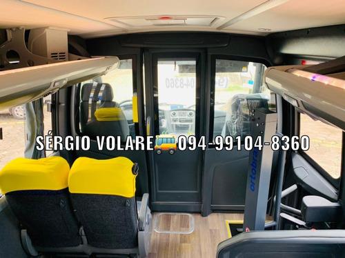 Micro Ônibus Volare Fly 10 Executivo Cor Branca Ano 2021