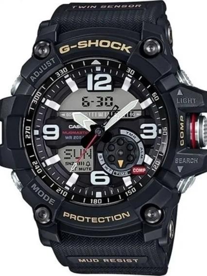 Relógio G-shock Gg-1000 Masculino Preto C/caixa