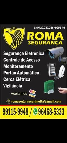 Imagem 1 de 1 de Instalação De Sistemas De Segurança, Câmeras, Alarme,cerca