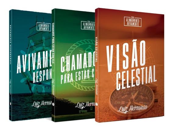Combo Livros - Luiz Hermínio