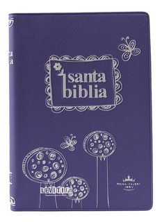 Santa Biblia Reina Valera 1960 Morada