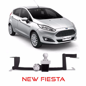 Engate Para Reboque New Fiesta Hatch 2013 Em Diante