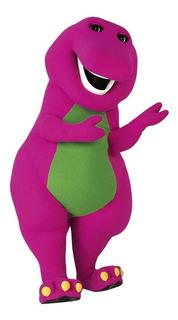Barney Gigante Peluche De 1 Metro