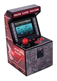 Consola Microfichines Arcade Kanji 200 Juegos 8 Bit Lh